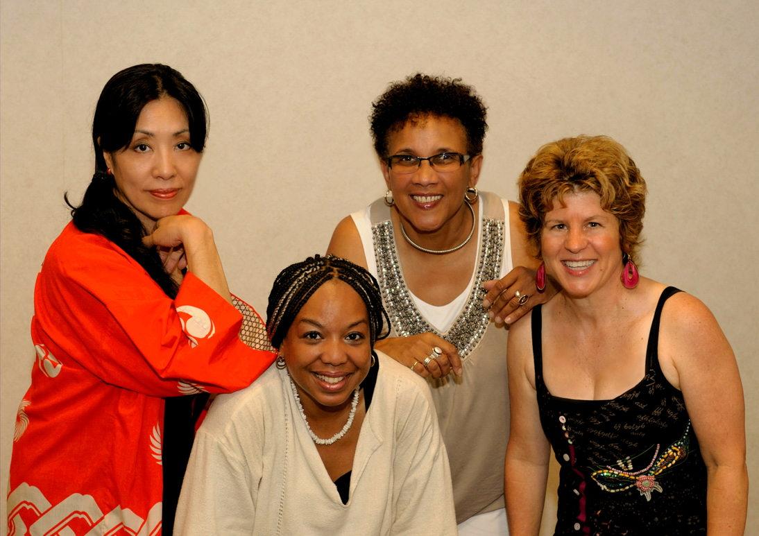 Noriko Kami, Leesa Dawn Robinson,Monnette Sudler,Lynn Riley