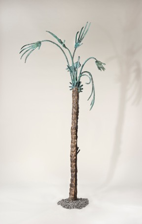 3.Michaels_Gina_Pointing Palm_2013_bronze
